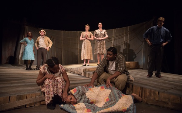 Student production - The Diviners