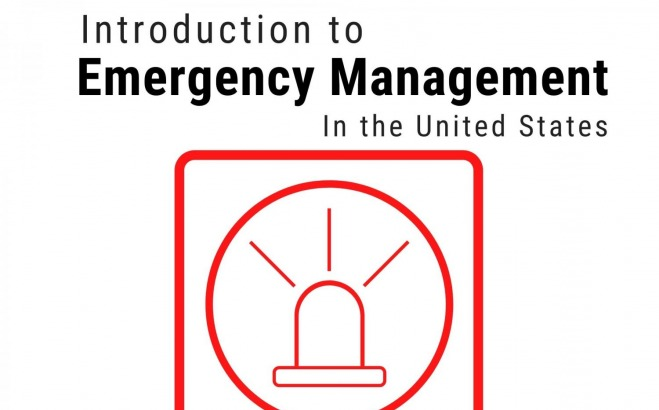Decorating image advertising our Introduction to Emergency Management course