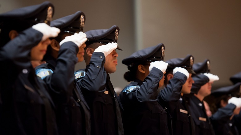 Police Program holds first graduation
