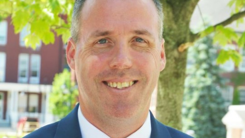 University welcomes new Athletic Director Matthew J. Burke