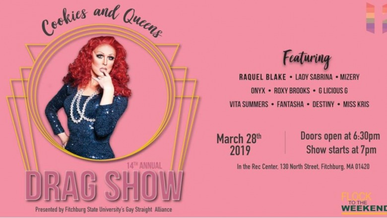 14th annual Drag Show will raise scholarship funds