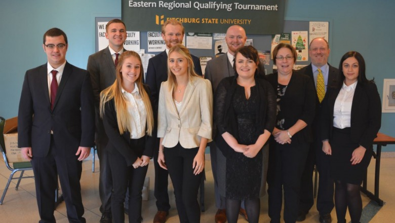 Moot Court teams headed for nationals