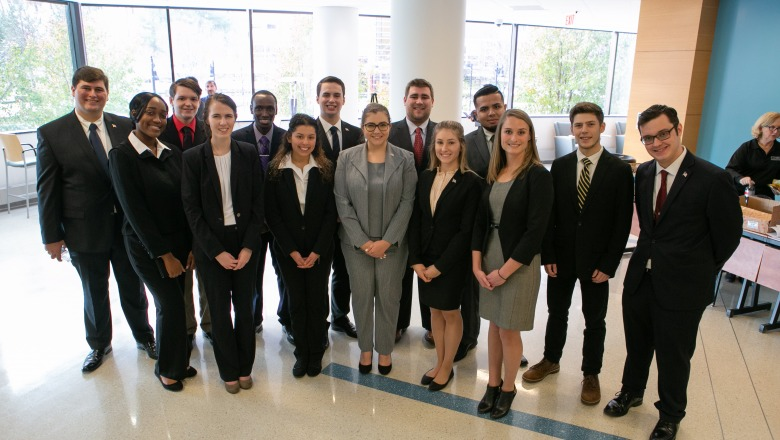 Students bound for national moot court tournament