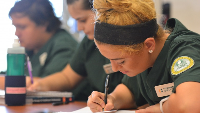 Nursing students score 100 percent pass rate on licensing exam