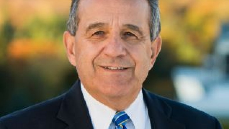 Antonucci to deliver commencement address May 16