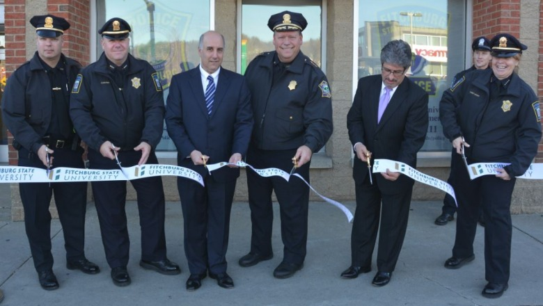 University, city police open Community Outreach Center on Main Street