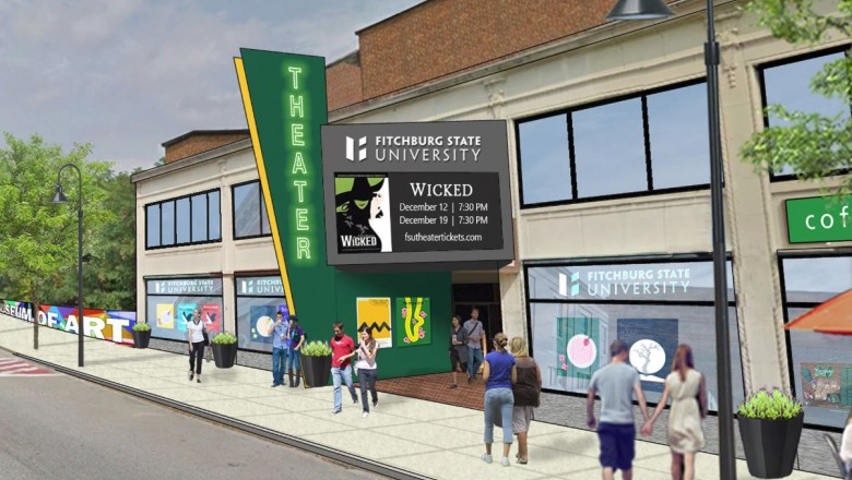 University purchases Main Street theater block