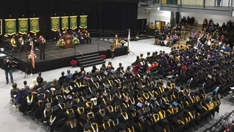 Winter Commencement ceremony this Friday, Dec. 20