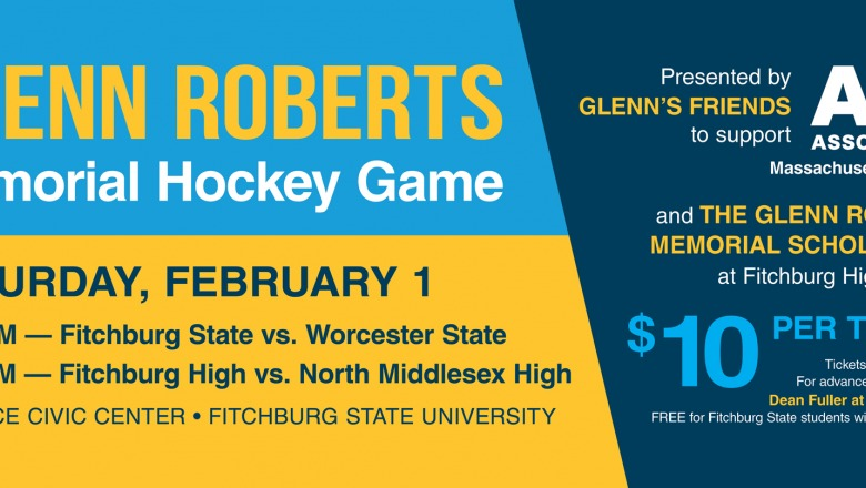 Hockey game on Feb. 1 to benefit ALS research