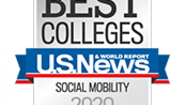 University recognized for social mobility, return on investment
