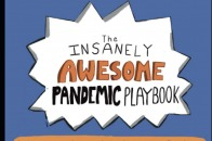 Cover of the Insanely Awesome Pandemic Playbook
