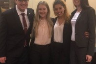Moot Court competitors excel at national competition