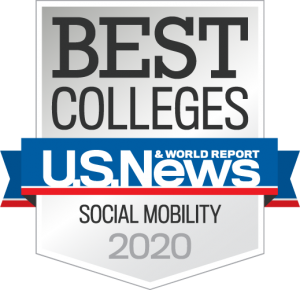 Best Colleges US News & World Report Social Mobility
