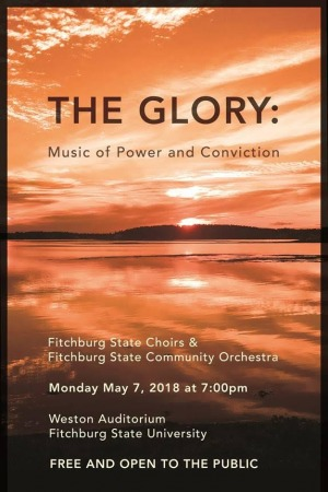 The Glory: Music of Power and Conviction