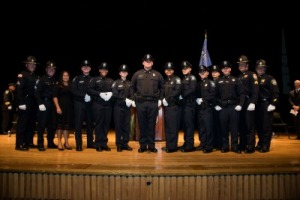 Police Program Graduation Sept 13 2018