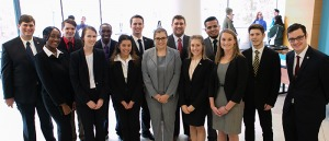 The 2019 Fitchburg State Moot Court