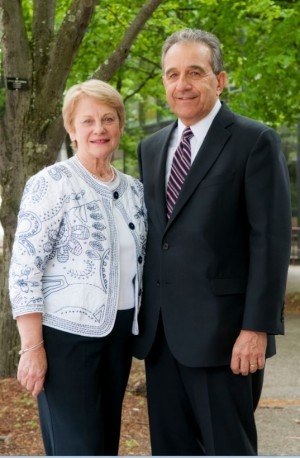 Jeanne and Robert Antonucci