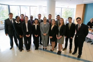 Fitchburg State's moot court teams