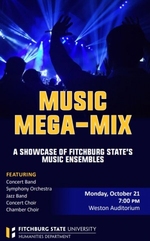 Music Mega Mix Concert Oct 21 2019