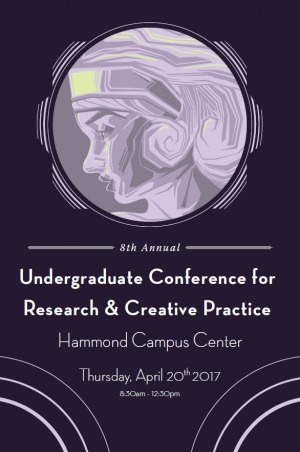 Undergraduate Conference on Research and Creative Practice April 20 2017